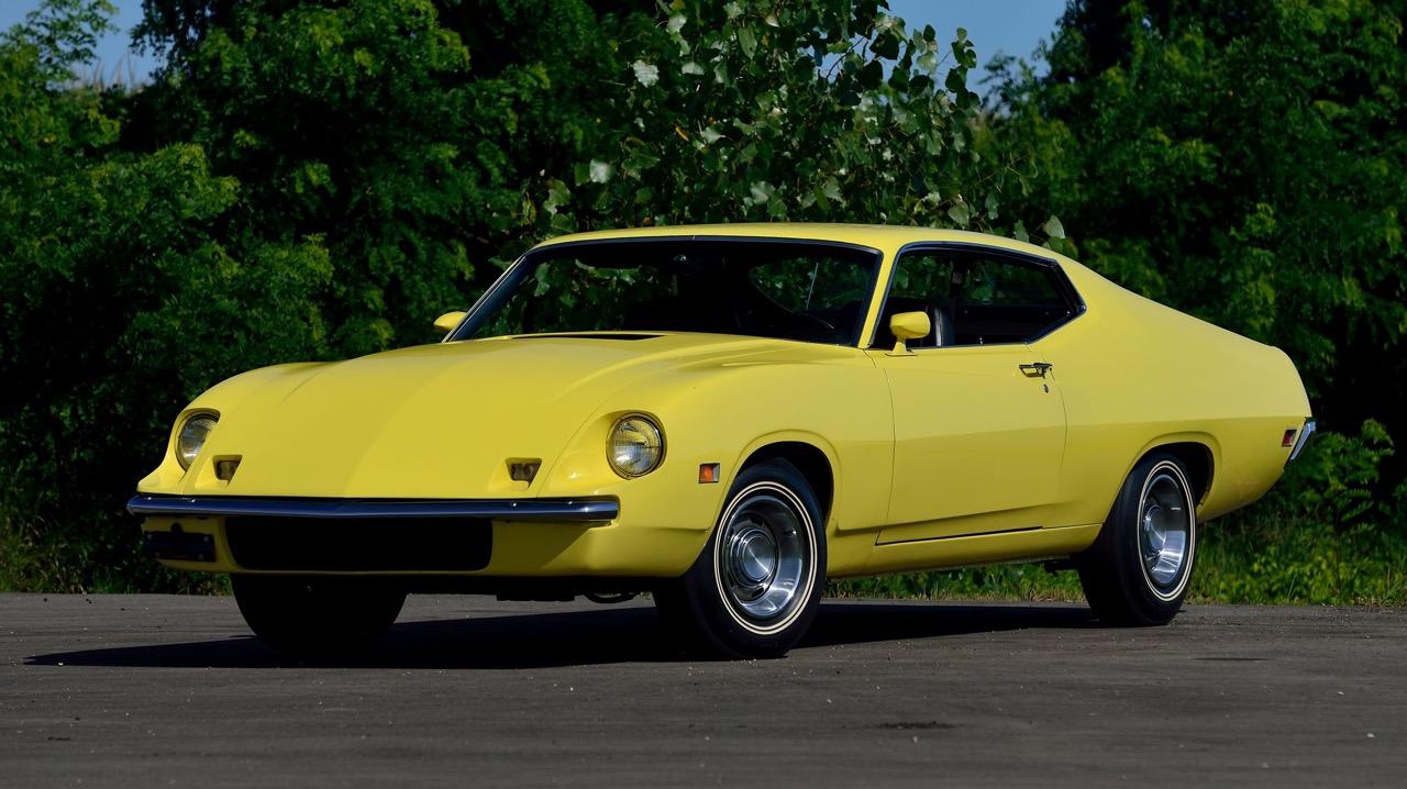 '70 Ford Torino King Cobra... qui ne piquera pas ! 3