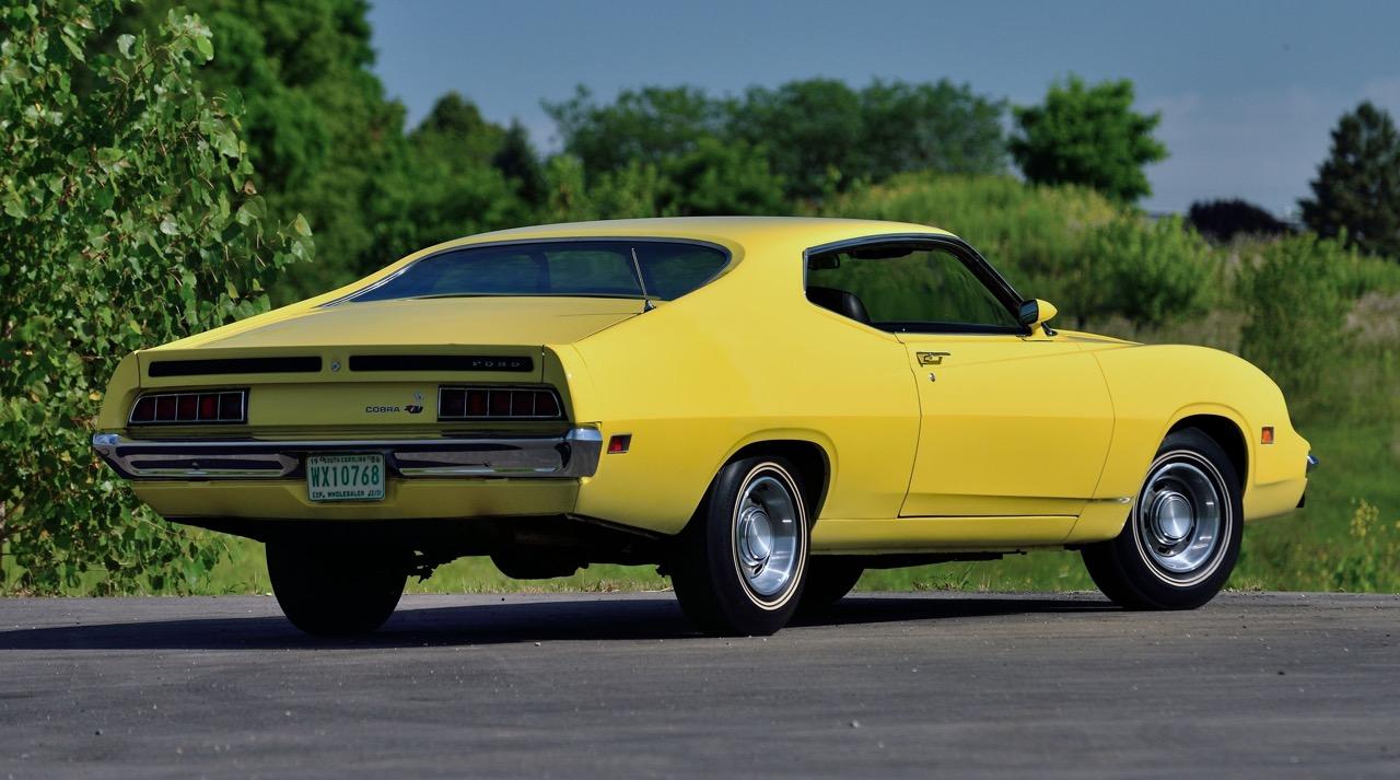 '70 Ford Torino King Cobra... qui ne piquera pas ! 4