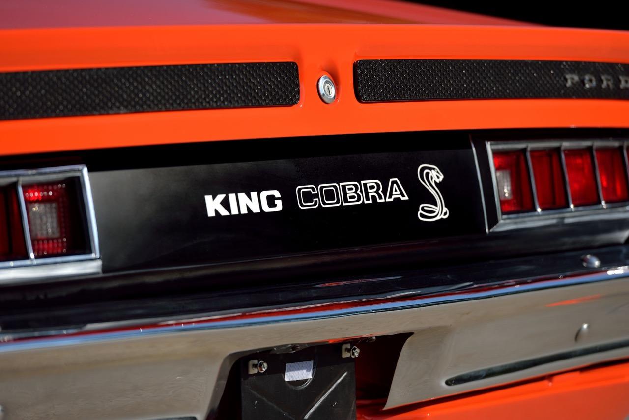 '70 Ford Torino King Cobra... qui ne piquera pas ! 17