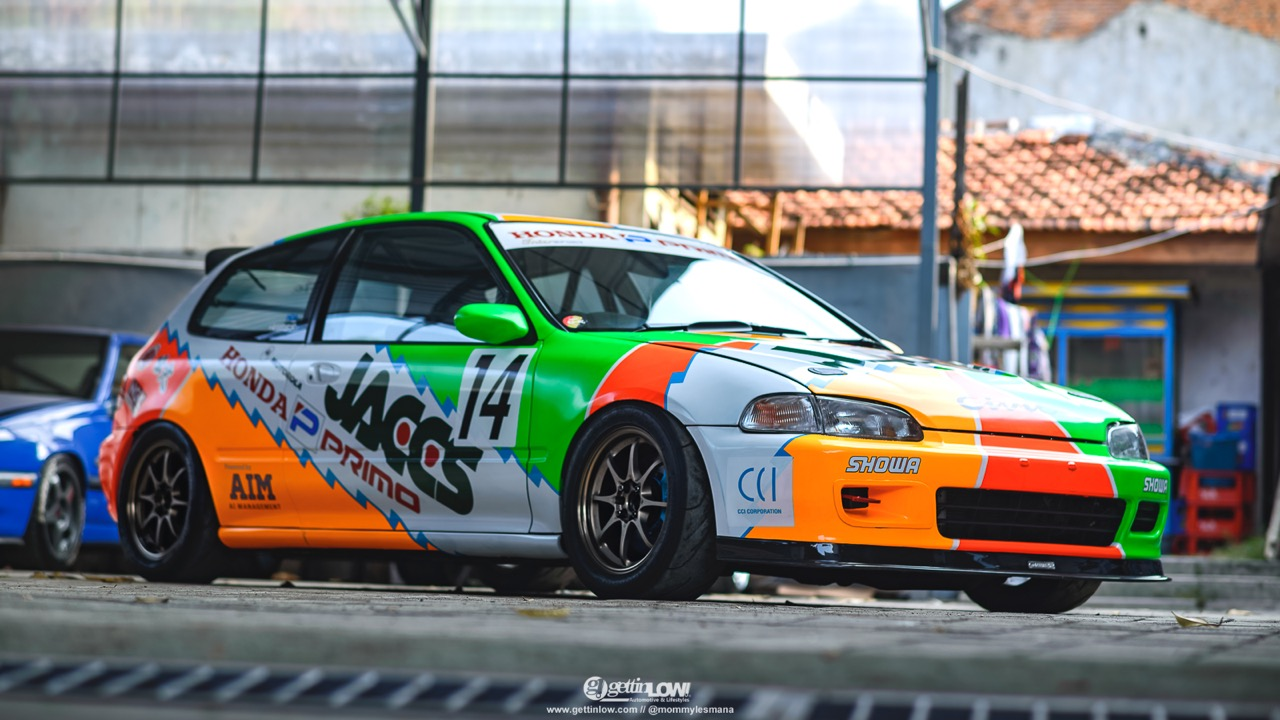 Honda Civic JACCS Replica... ou pas ! 41