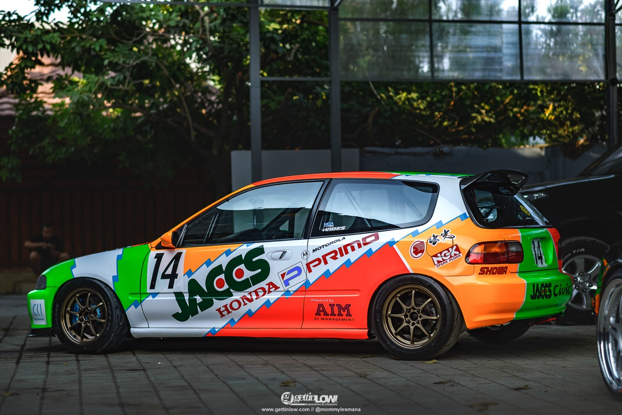 Honda Civic JACCS Replica... ou pas ! 36