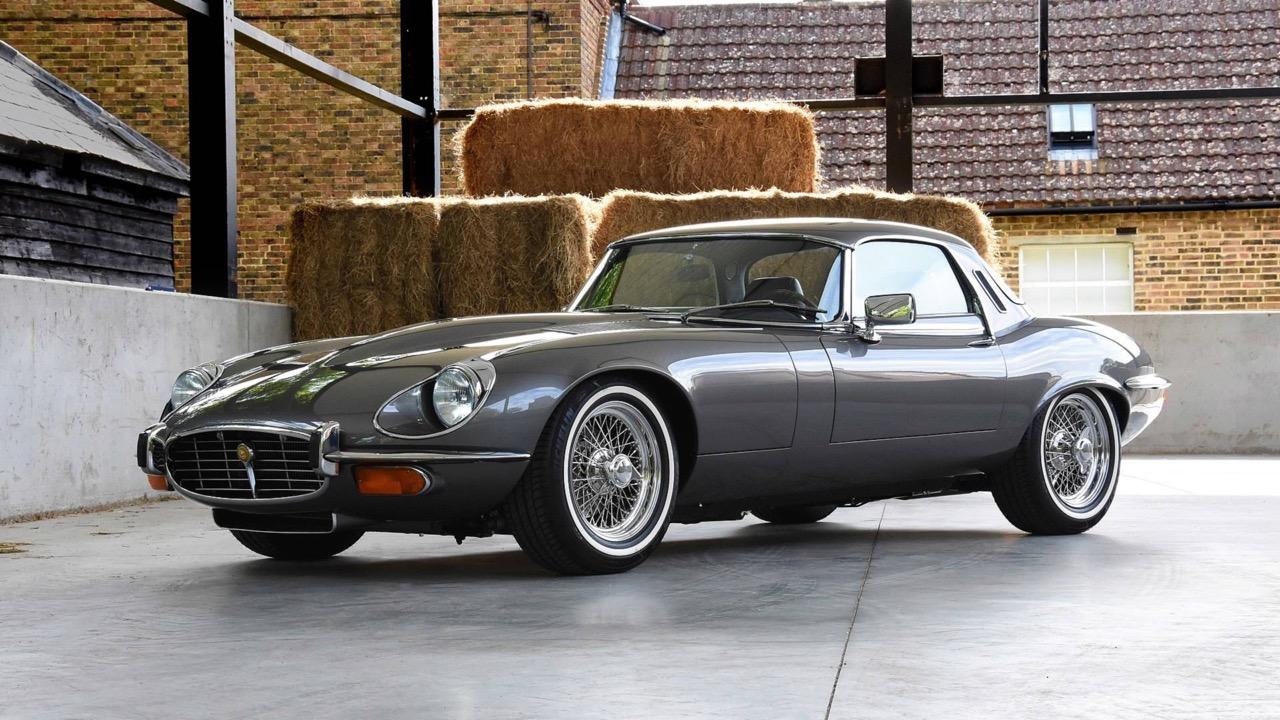 '74 Jaguar Type E Restomod - Discrétion assurée ! 34