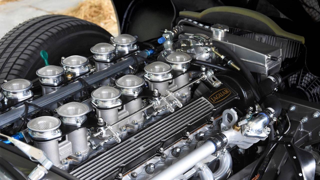 '74 Jaguar Type E Restomod - Discrétion assurée ! 5