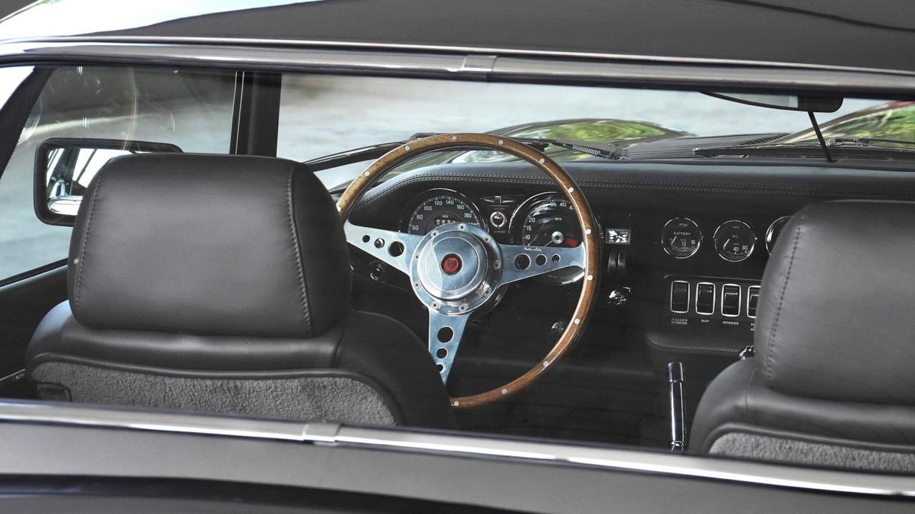 '74 Jaguar Type E Restomod - Discrétion assurée ! 16