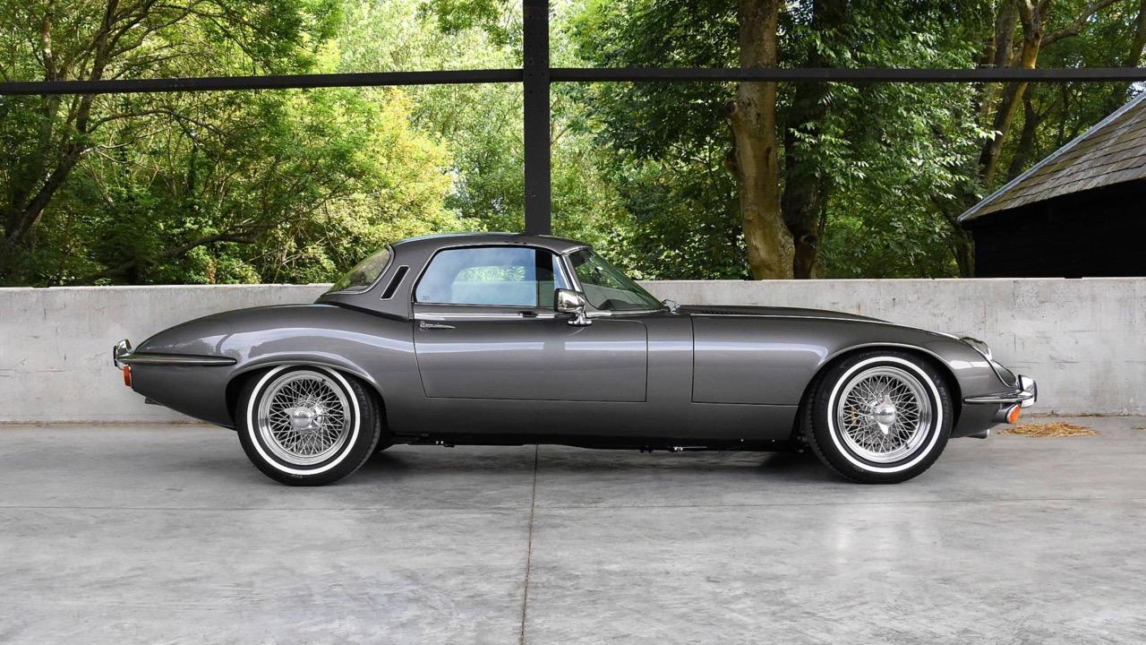 '74 Jaguar Type E Restomod - Discrétion assurée ! 1