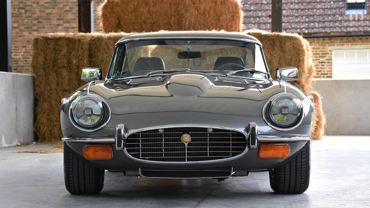 '74 Jaguar Type E Restomod - Discrétion assurée ! 3