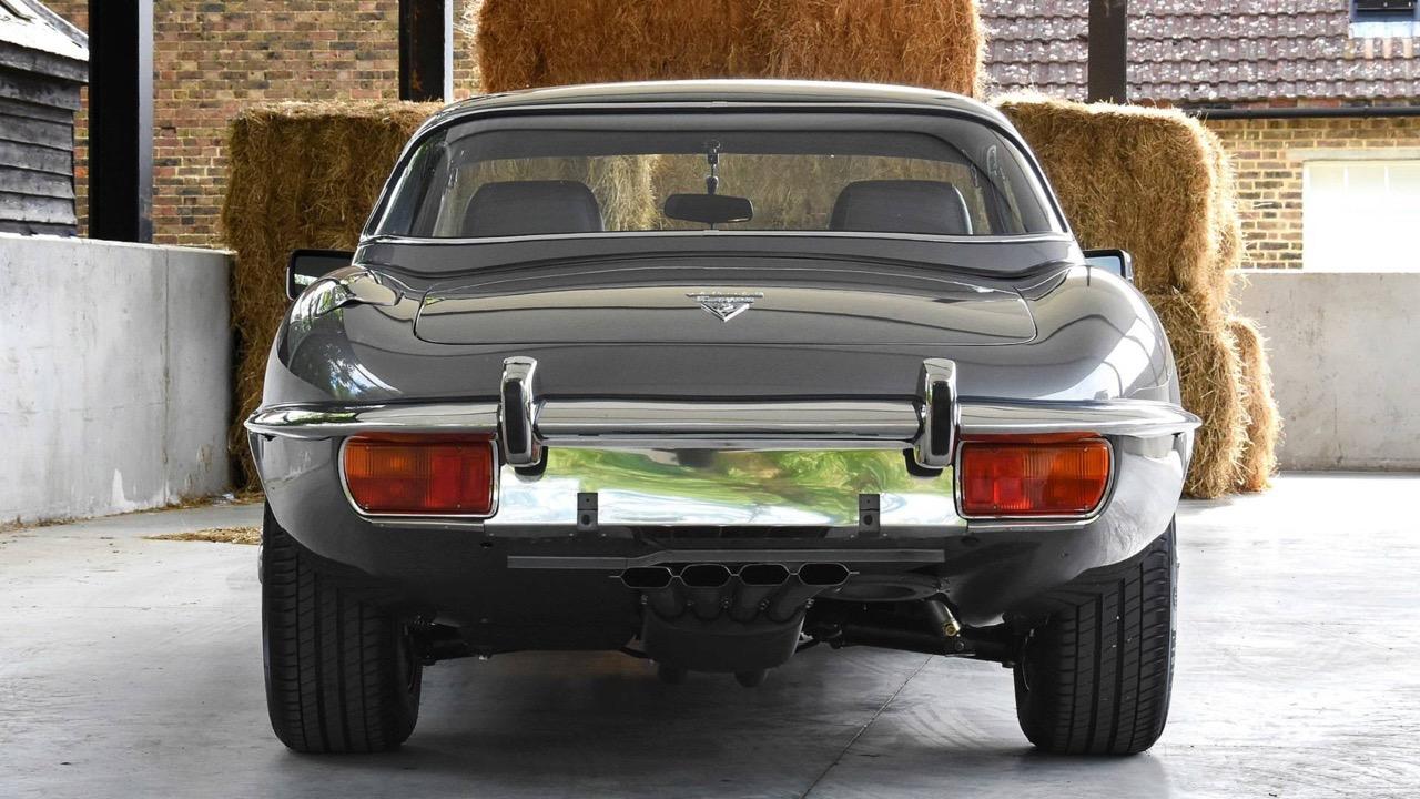 '74 Jaguar Type E Restomod - Discrétion assurée ! 4