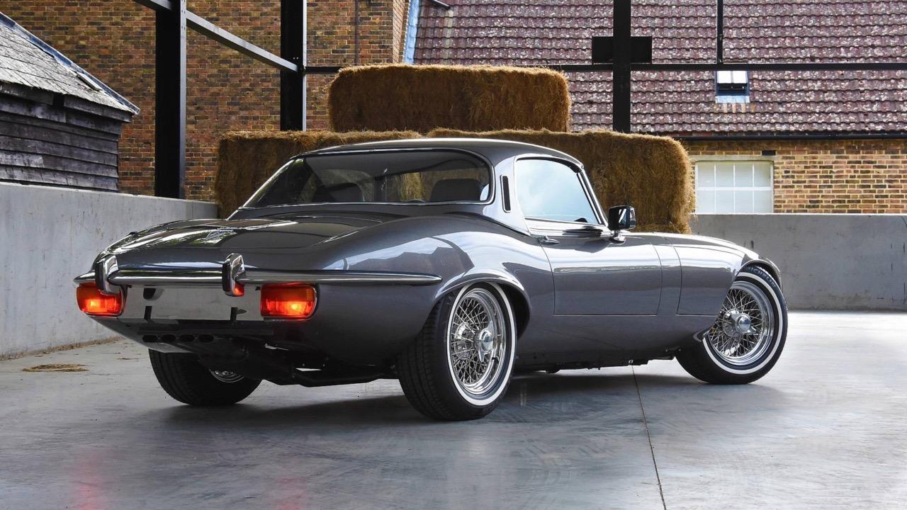 '74 Jaguar Type E Restomod - Discrétion assurée ! 2