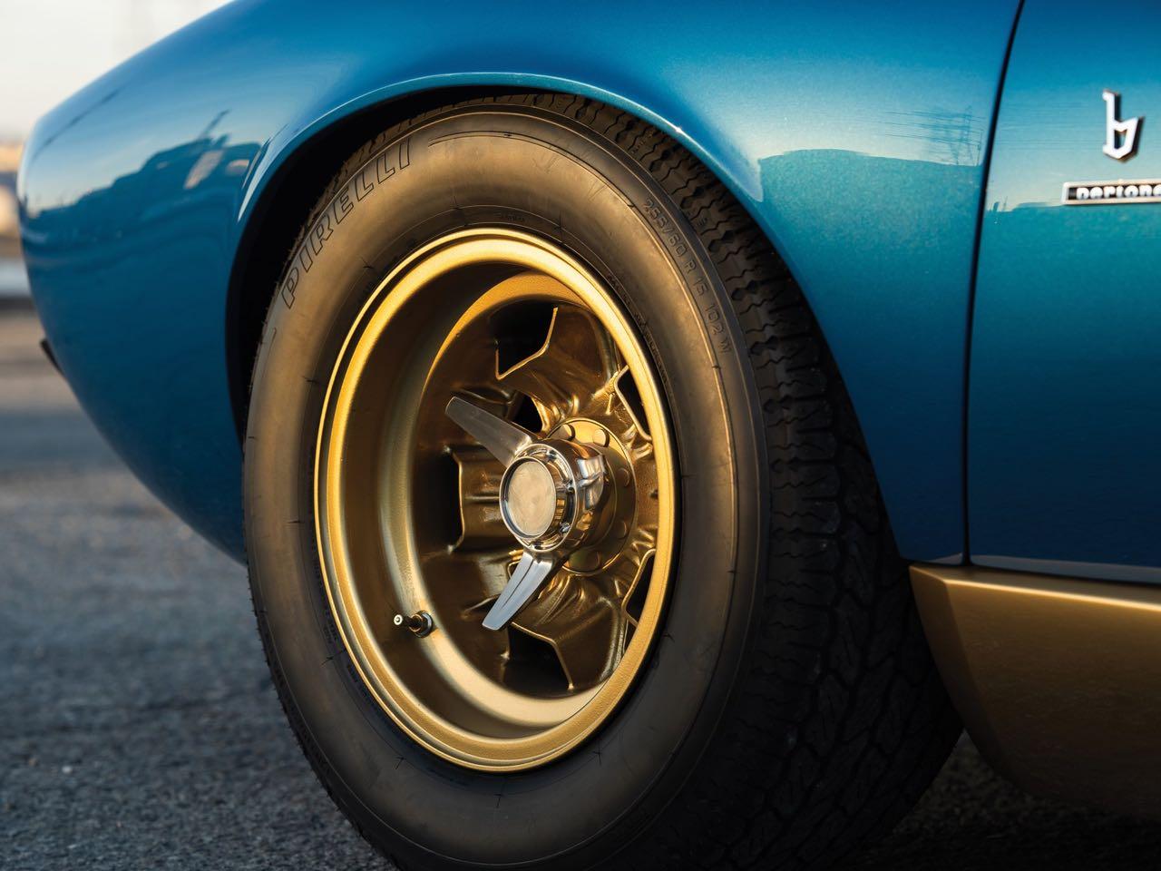 Lamborghini Miura P400 SV... Blue devil ! 6
