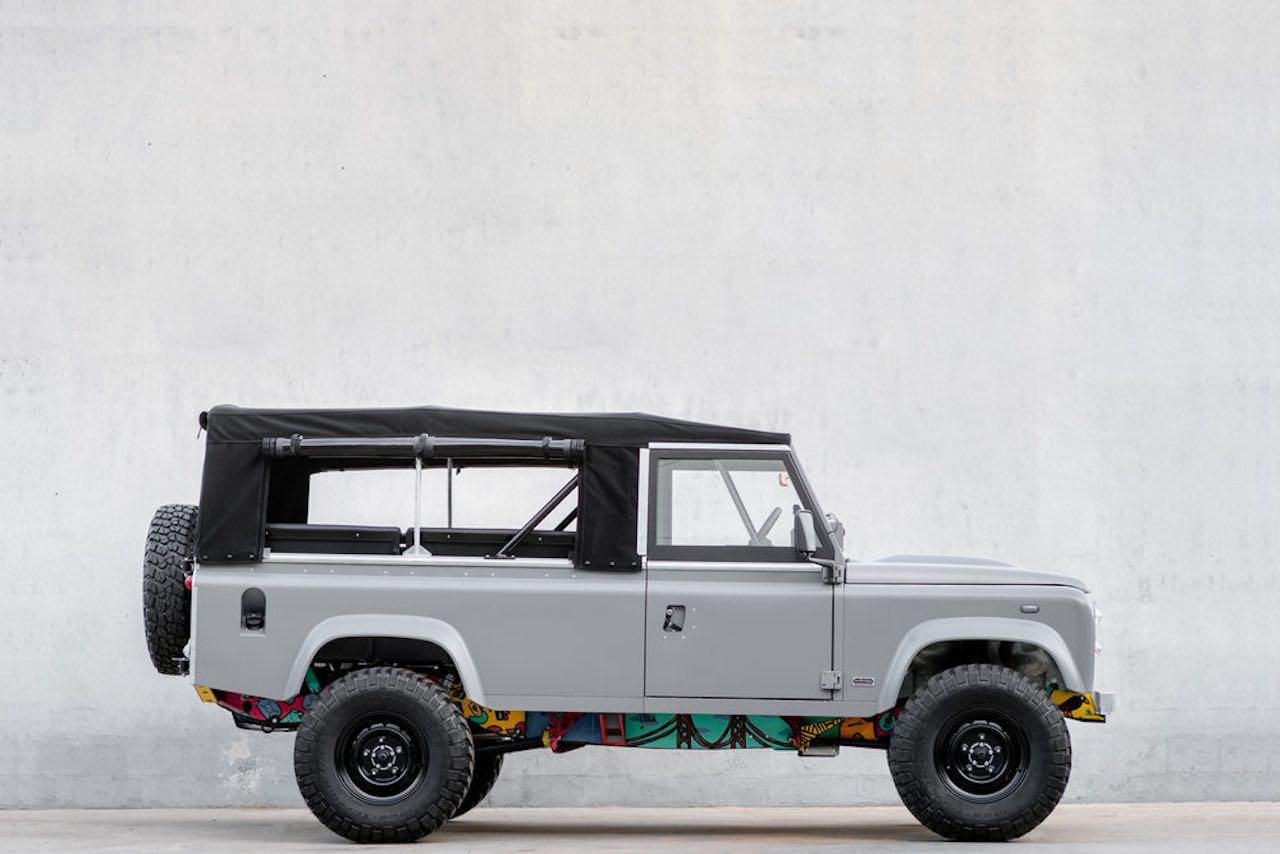 Build N77 - '83 Land Rover V8 signé CoolNVintage 27