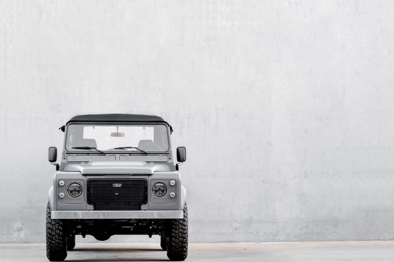 Build N77 - '83 Land Rover V8 signé CoolNVintage 2