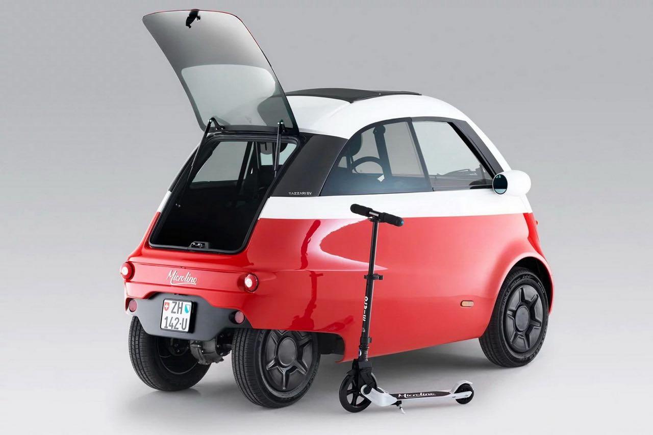 Microlino... Le futur en BMW Isetta sous atomes ! 2