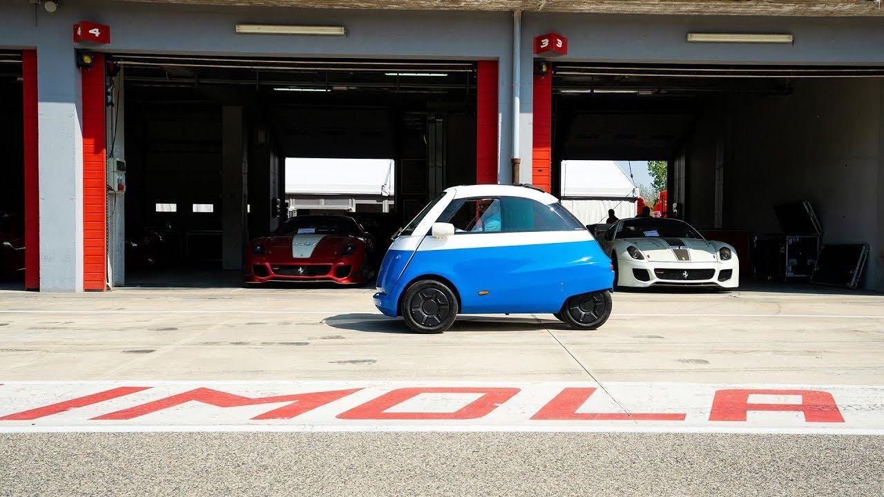 Microlino... Le futur en BMW Isetta sous atomes ! 8