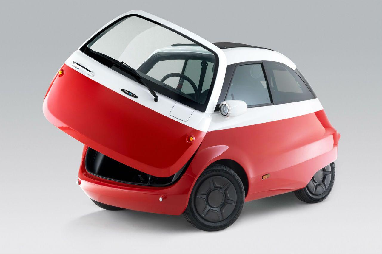 Microlino... Le futur en BMW Isetta sous atomes ! 7