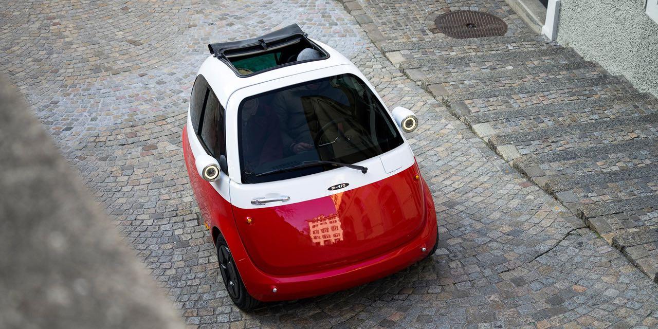 Microlino... Le futur en BMW Isetta sous atomes ! 4