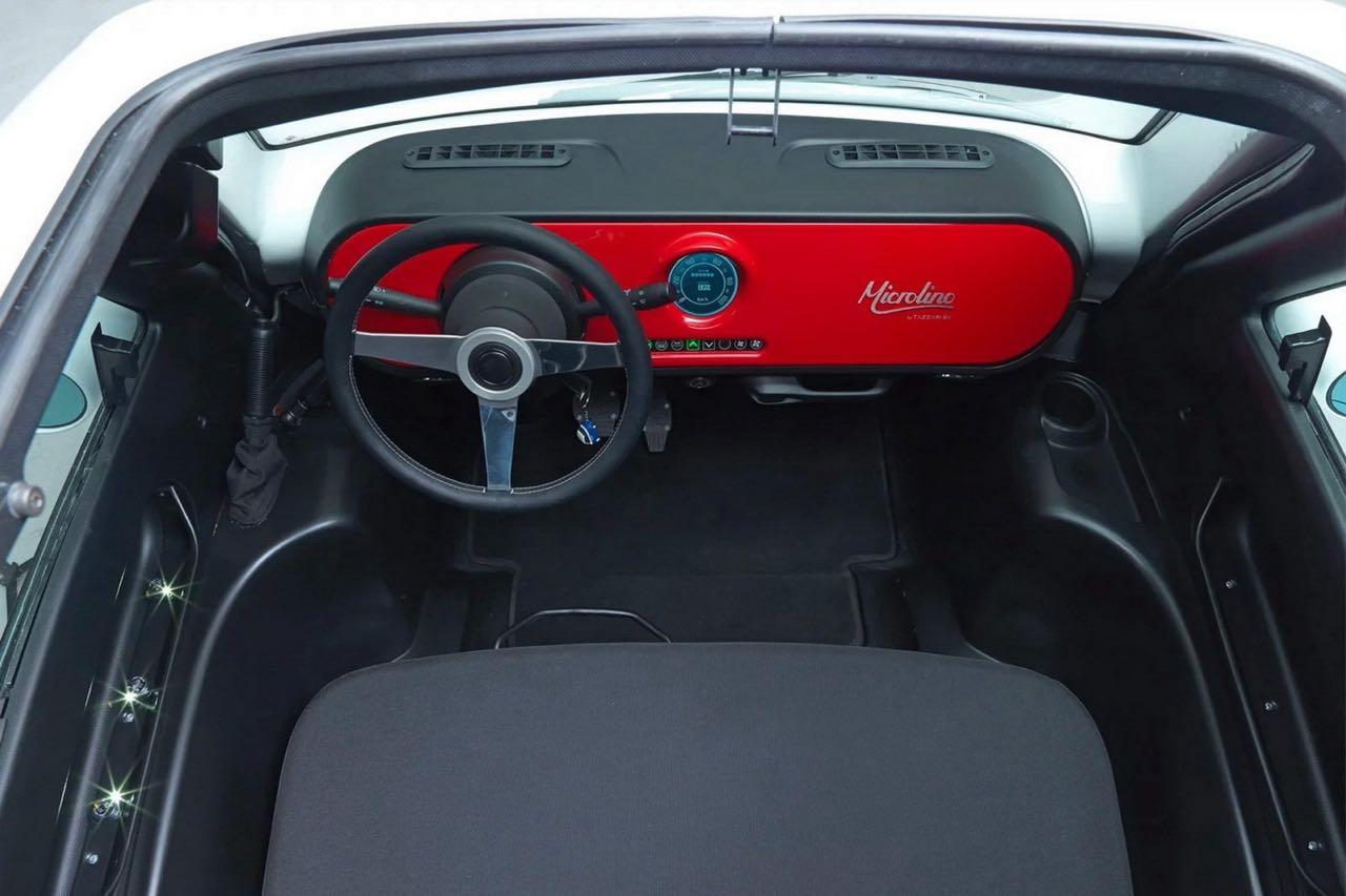 Microlino... Le futur en BMW Isetta sous atomes ! 6