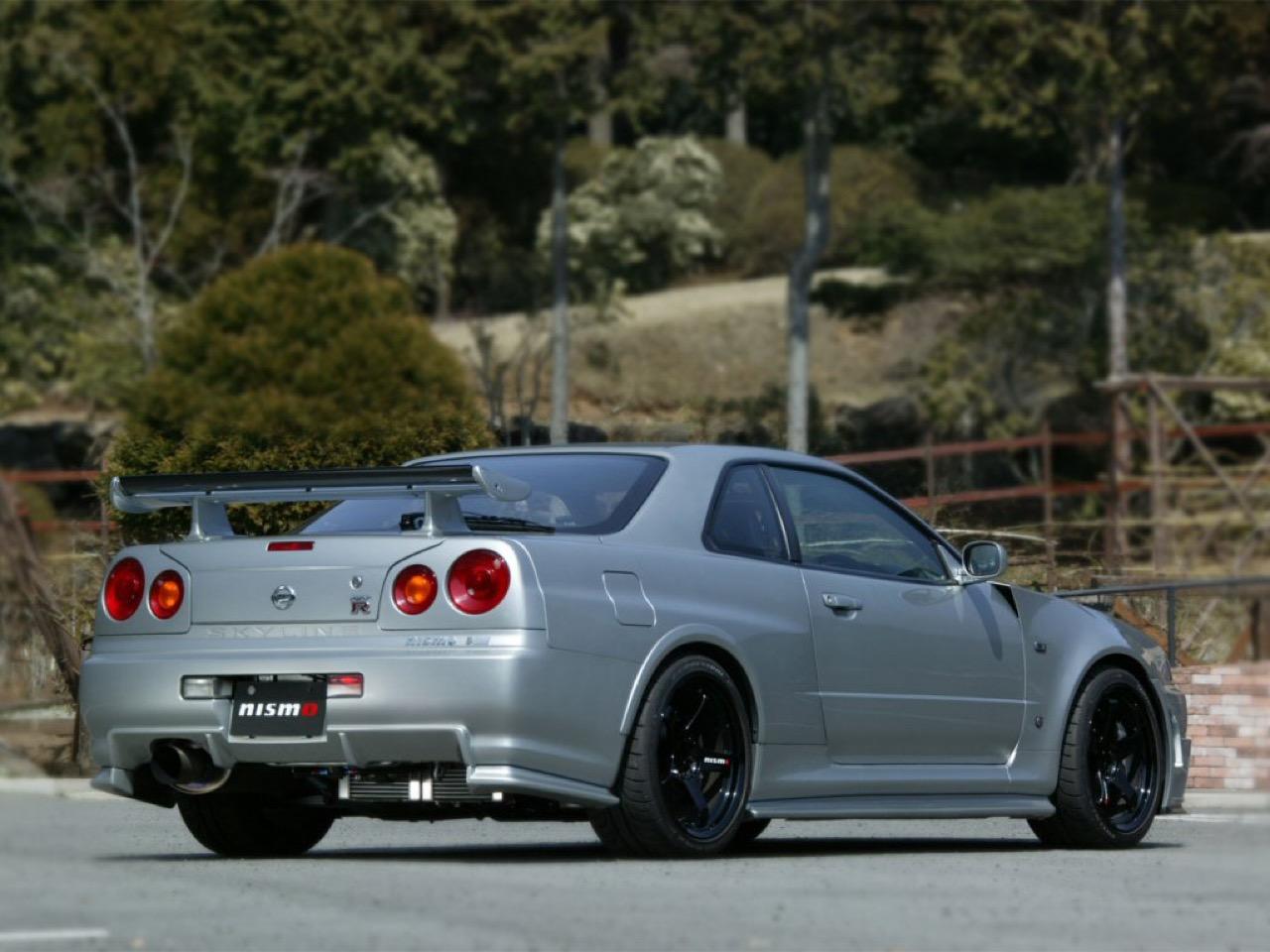 Nissan Skyline R34 GTR Z Tune - La meilleure ? 10