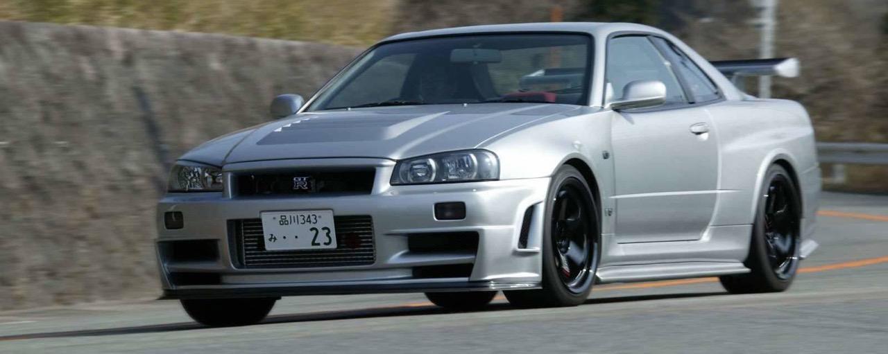 Nissan Skyline R34 GTR Z Tune - La meilleure ? 9