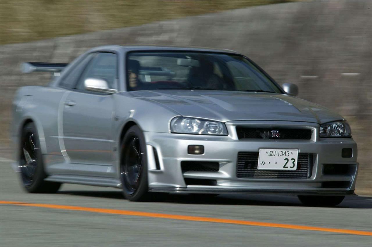 Nissan Skyline R34 GTR Z Tune - La meilleure ? 2