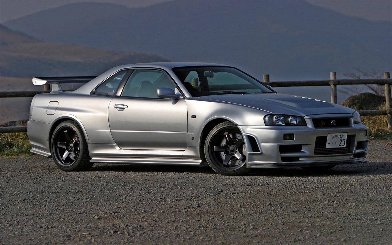 Nissan Skyline R34 GTR Z Tune - La meilleure ? 3