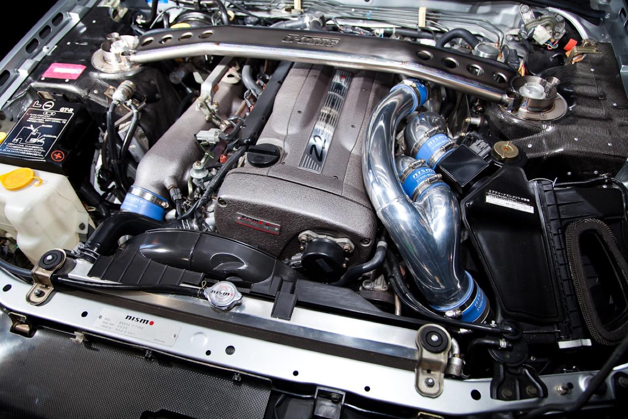 Nissan Skyline R34 GTR Z Tune - La meilleure ? 8