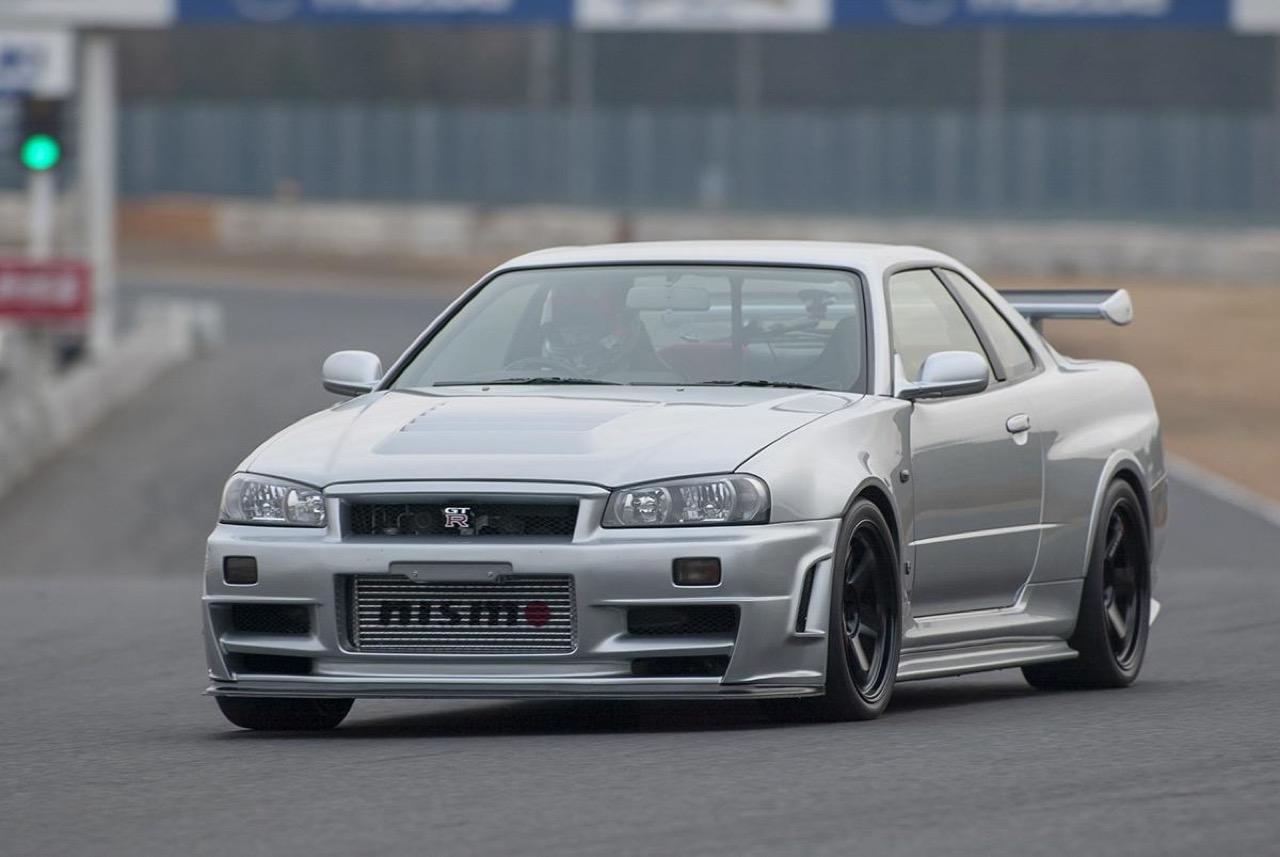 Nissan Skyline R34 GTR Z Tune - La meilleure ? 1