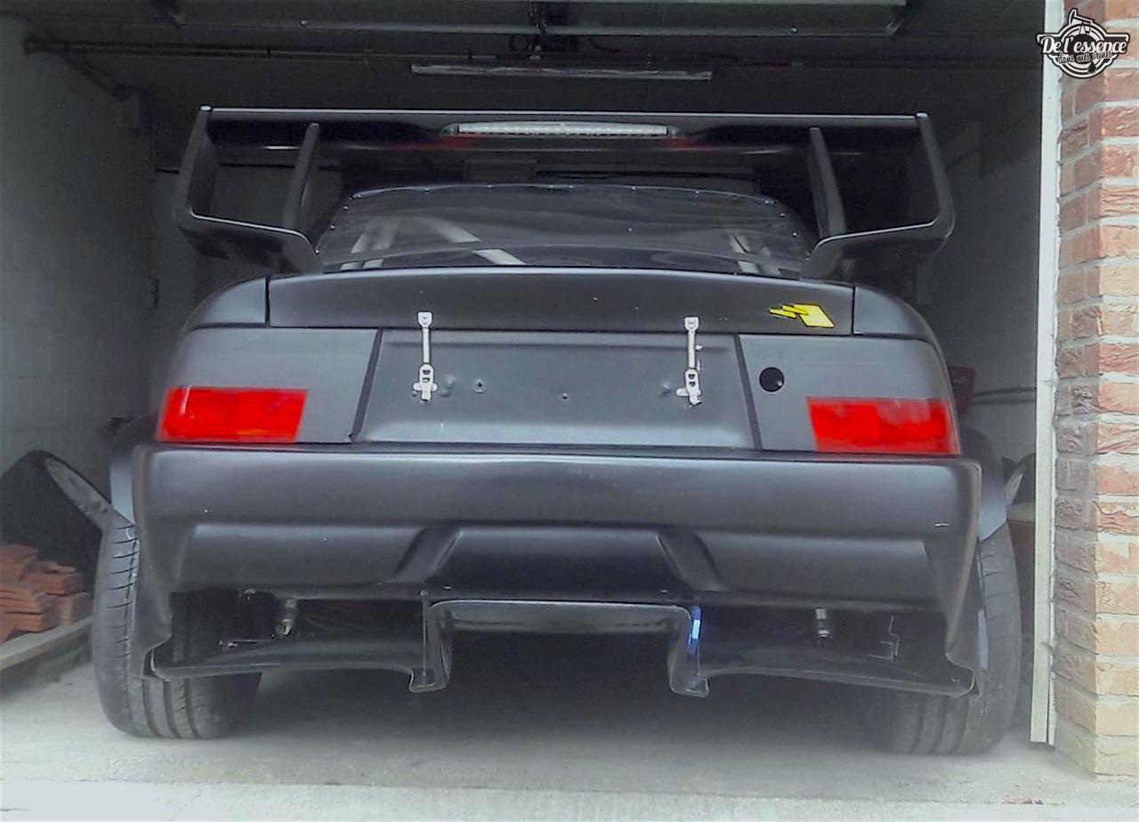 L'Opel Calibra Turbo de Gilles - En piste... 6