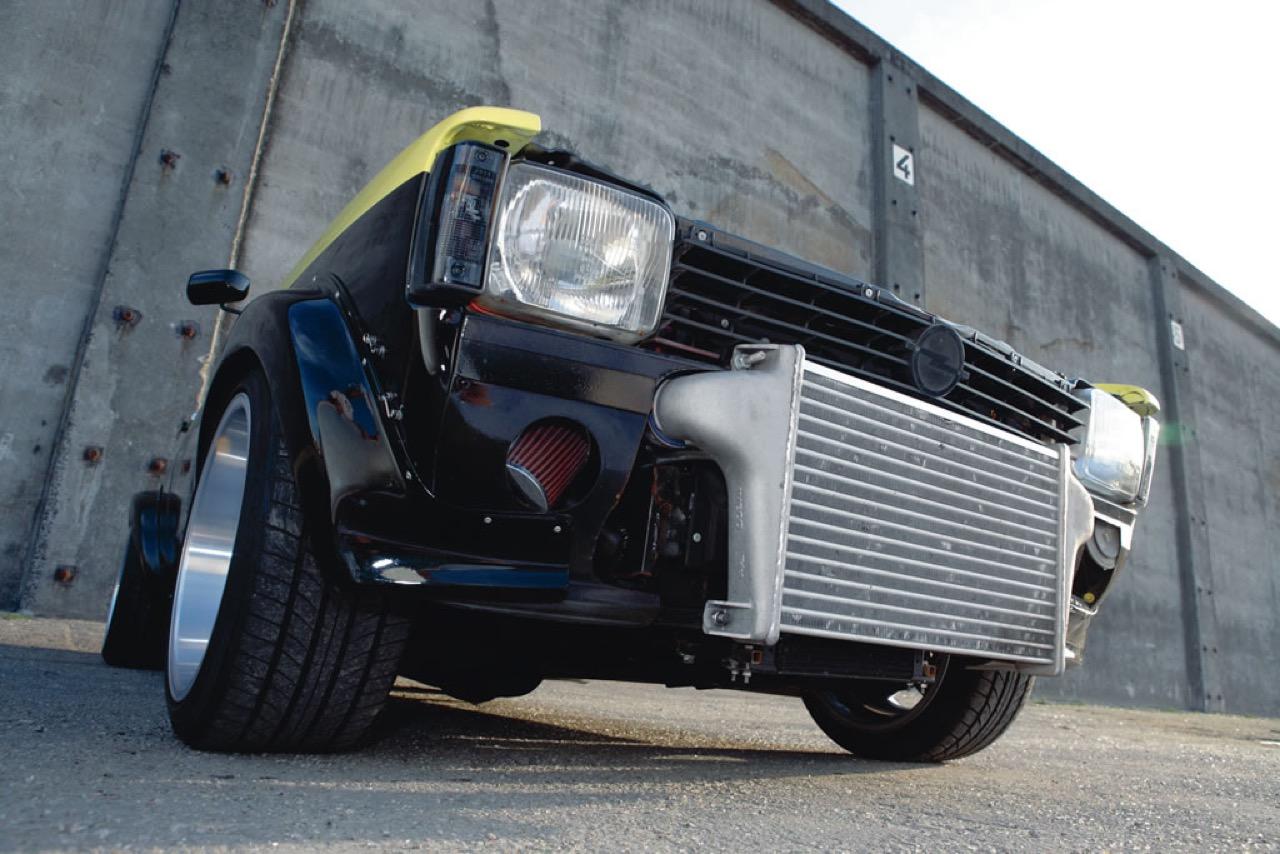 Opel Kadett GTE Turbo ! Move your ass... 20