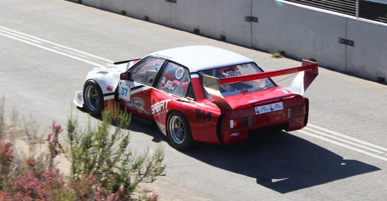 Hillclimb Monster : Opel Rekord V8... Saloon Monster ! 4