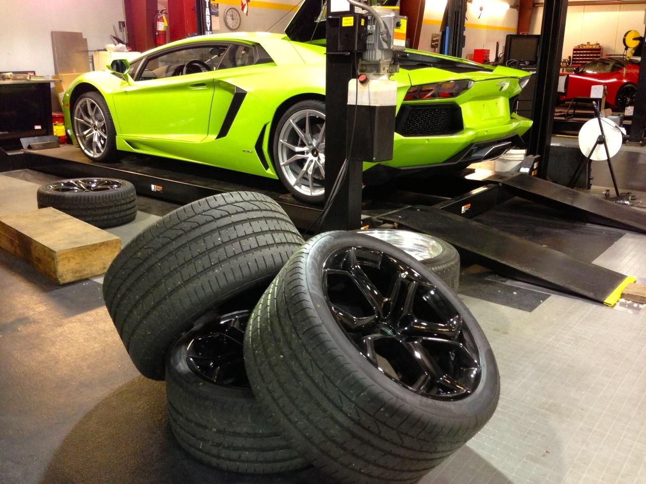 Parlons peu, parlons pneu... 9