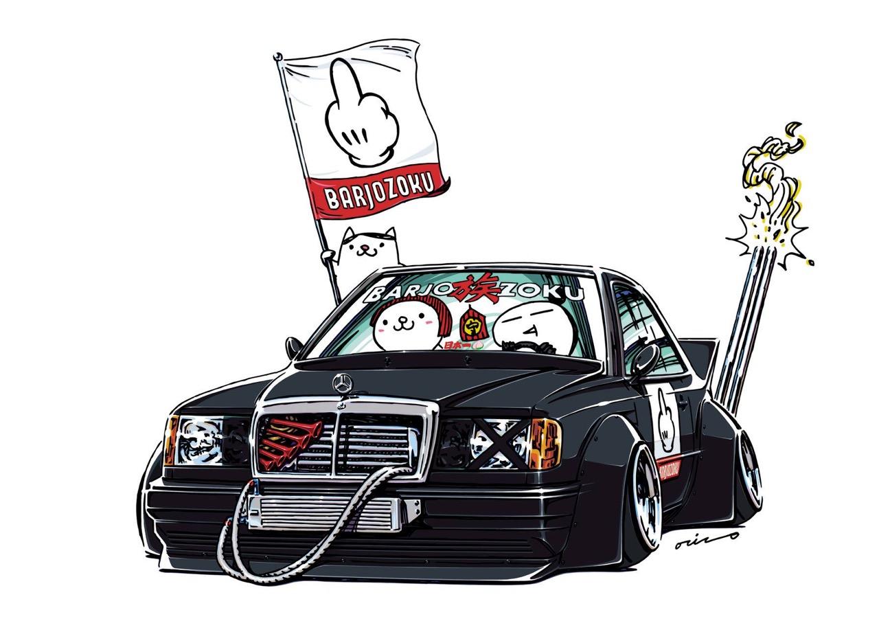 #Petrolhead : Ibra des Barjozoku... Vraiment barj' ?! 4