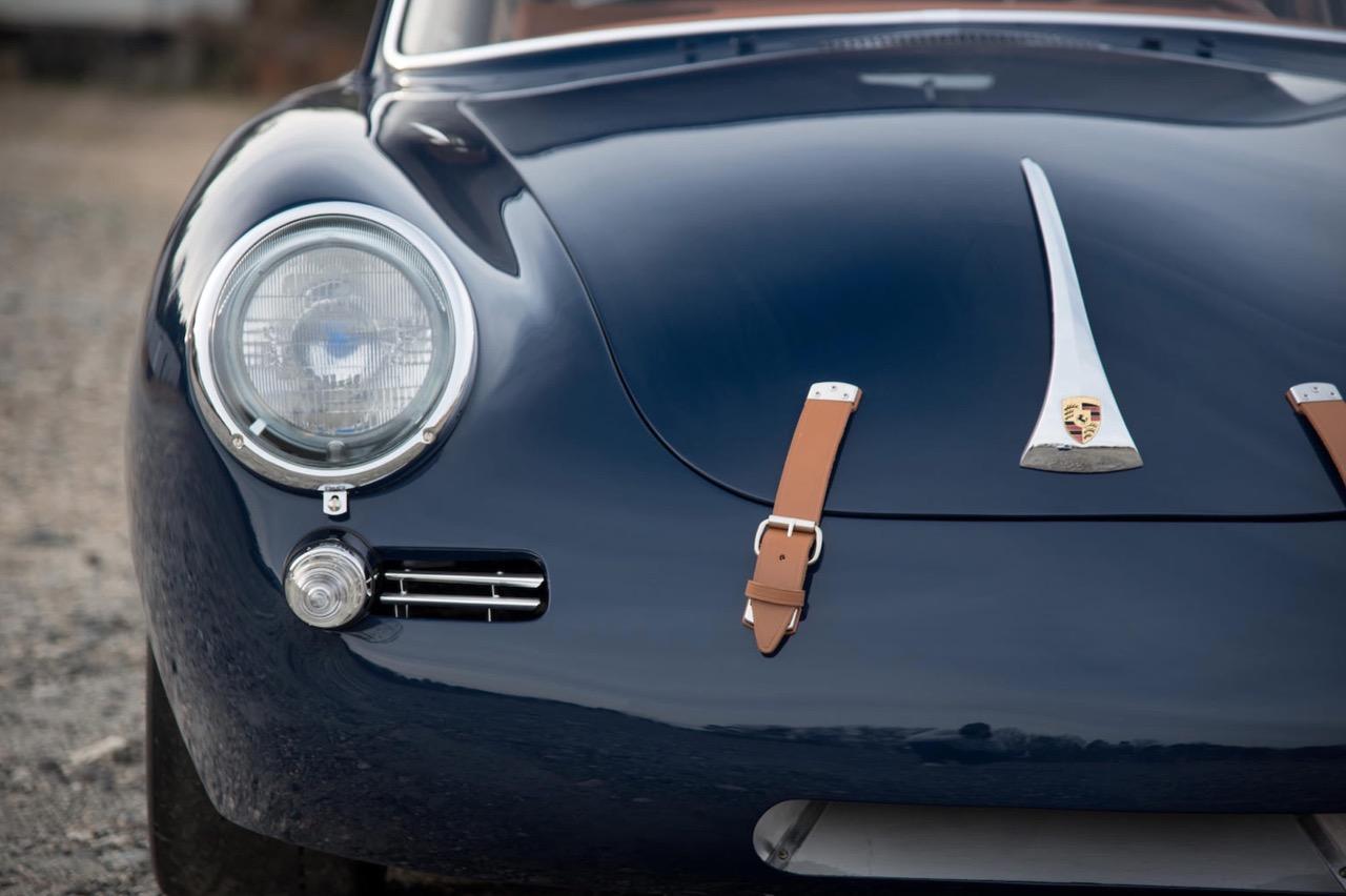 '64 Porsche 356 Outlaw... Celle là, elle envoie du lourd ! 1
