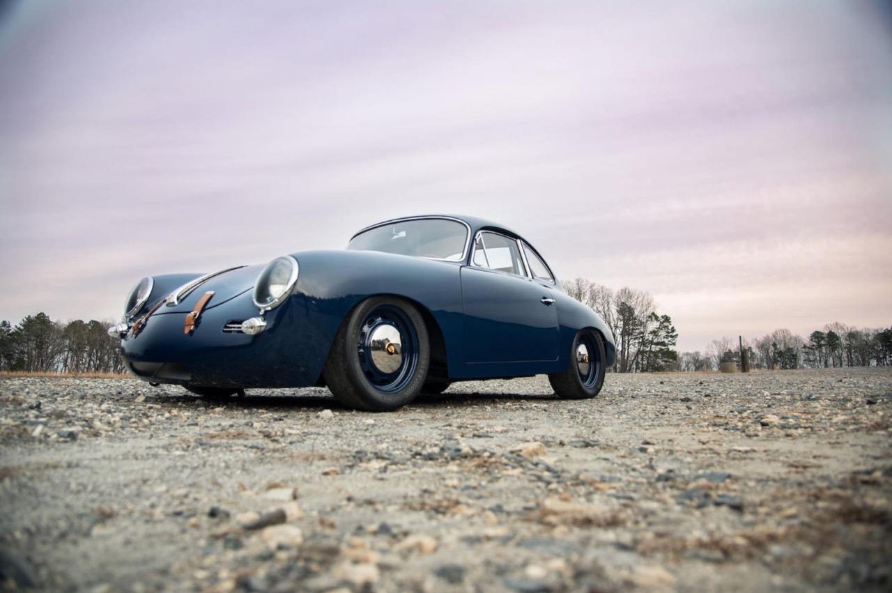 '64 Porsche 356 Outlaw... Celle là, elle envoie du lourd ! 2