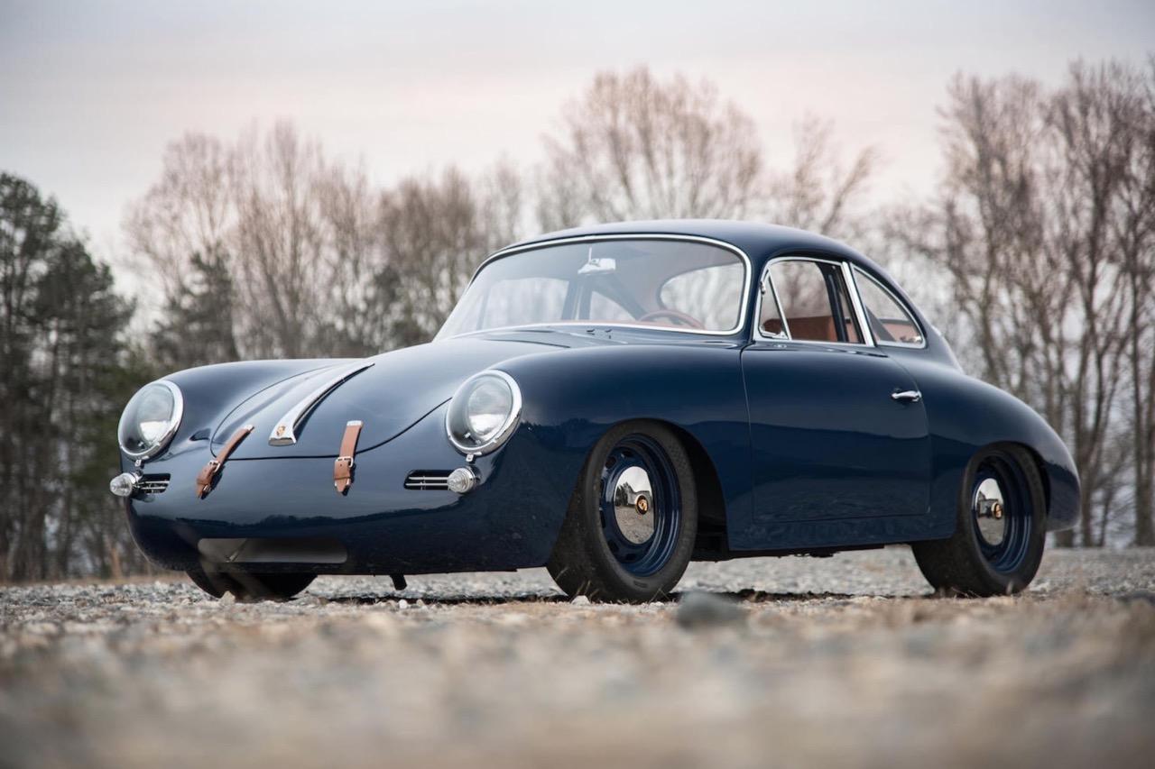 '64 Porsche 356 Outlaw... Celle là, elle envoie du lourd ! 9