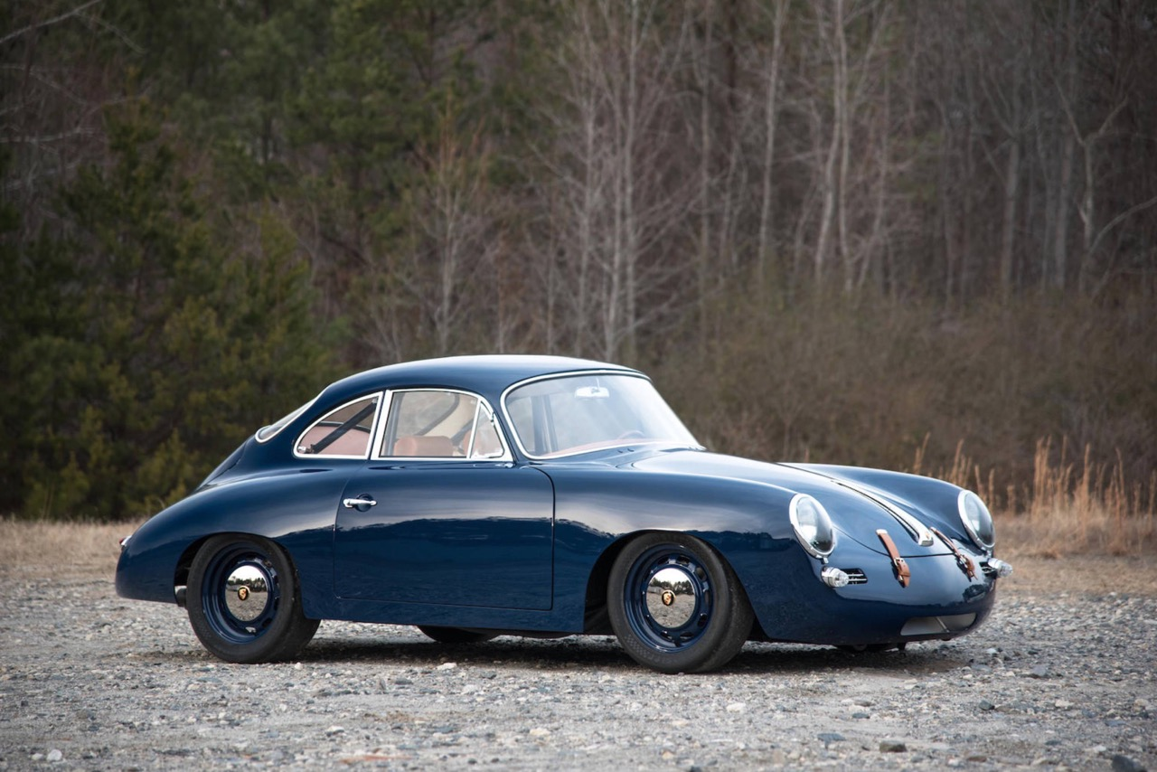'64 Porsche 356 Outlaw... Celle là, elle envoie du lourd ! 13