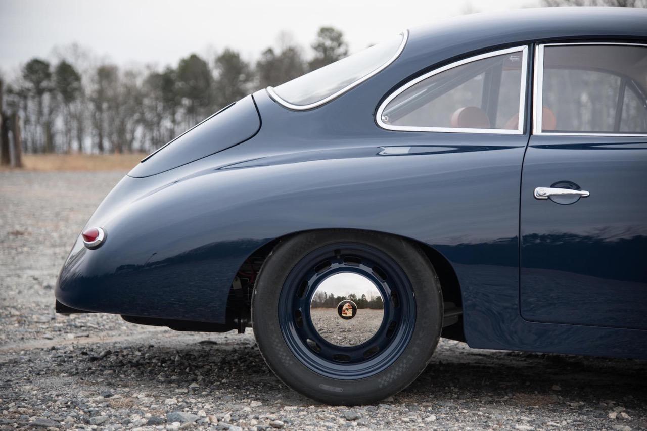 '64 Porsche 356 Outlaw... Celle là, elle envoie du lourd ! 4