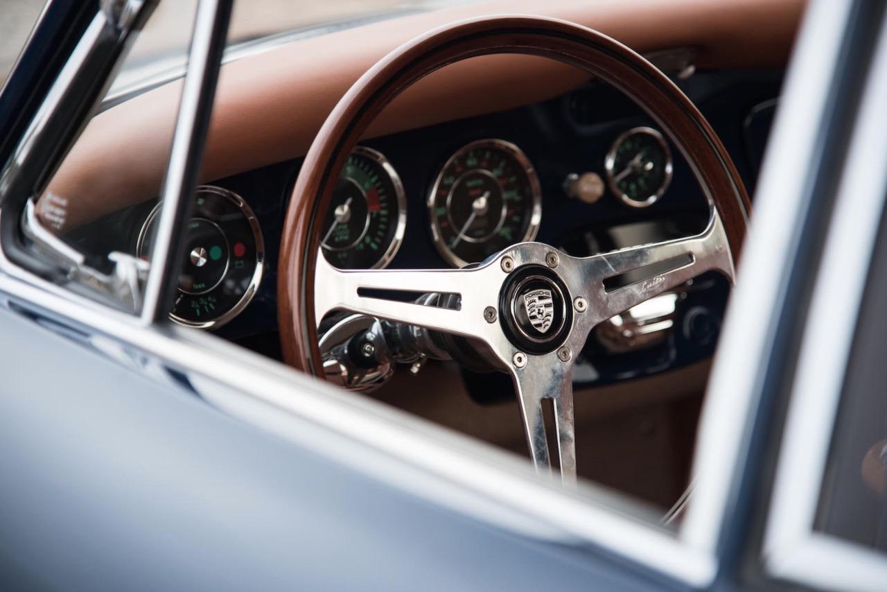 '64 Porsche 356 Outlaw... Celle là, elle envoie du lourd ! 5