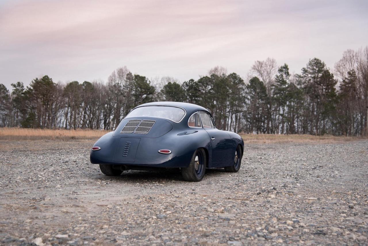 '64 Porsche 356 Outlaw... Celle là, elle envoie du lourd ! 17
