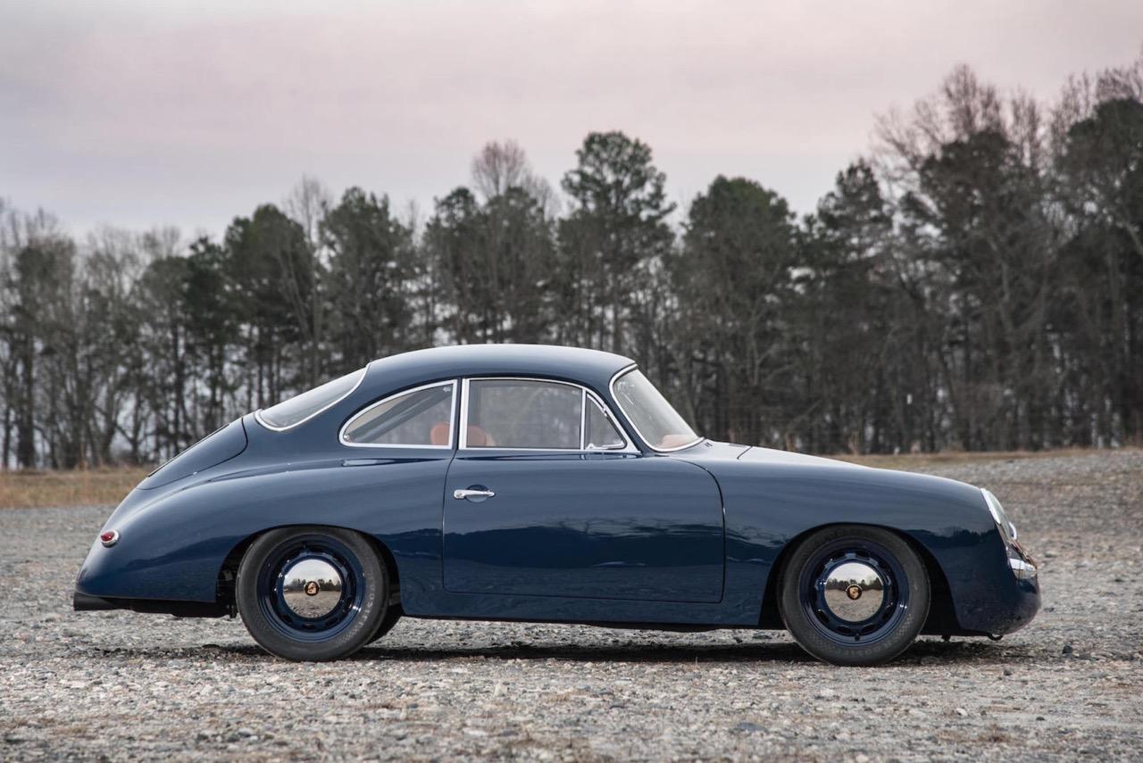 '64 Porsche 356 Outlaw... Celle là, elle envoie du lourd ! 11