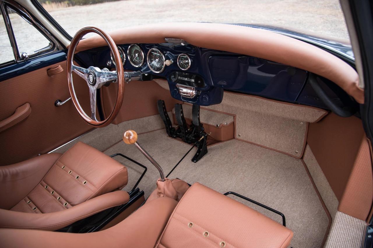 '64 Porsche 356 Outlaw... Celle là, elle envoie du lourd ! 14