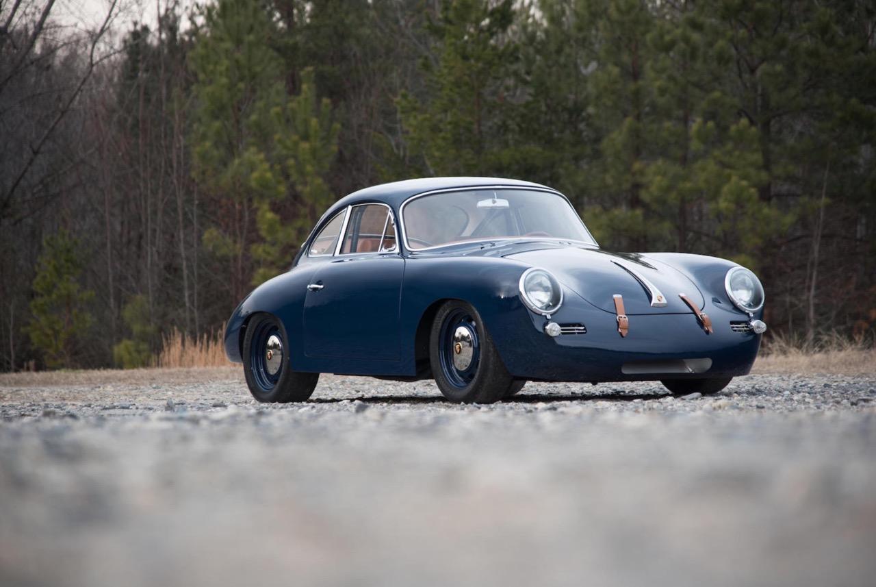 '64 Porsche 356 Outlaw... Celle là, elle envoie du lourd ! 16