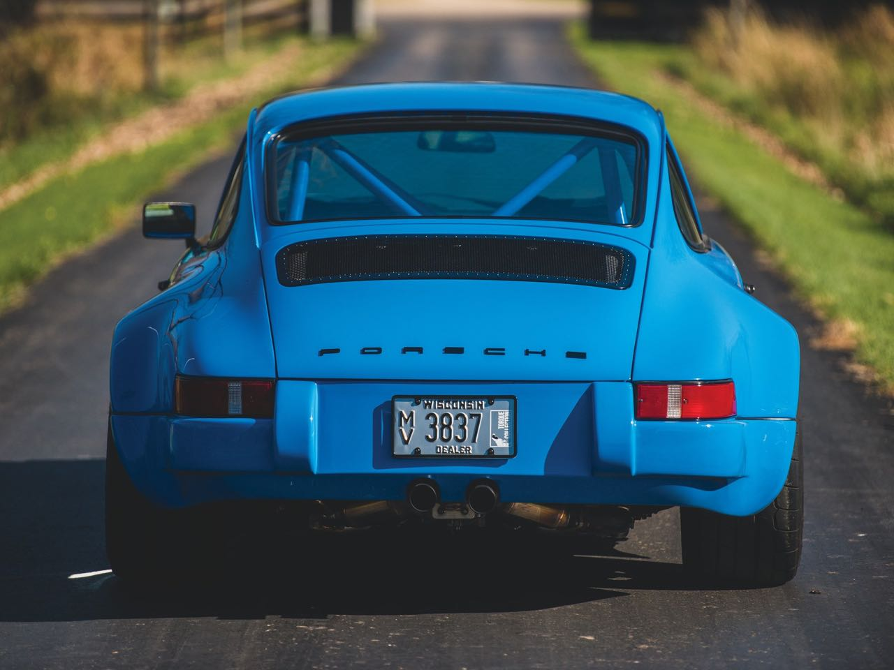 '74 Porsche 911 Targa Outlaw... Targa ?! 9