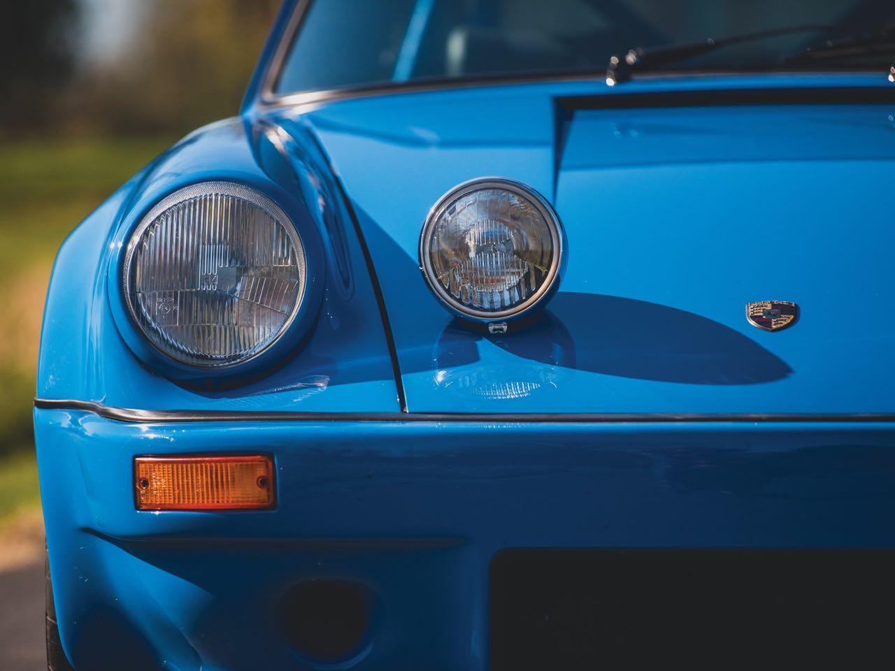 '74 Porsche 911 Targa Outlaw... Targa ?! 1