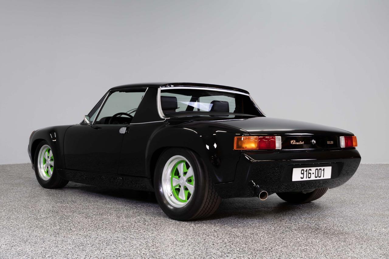 Porsche 916 Brutus... Le proto en mode RSR ! 53
