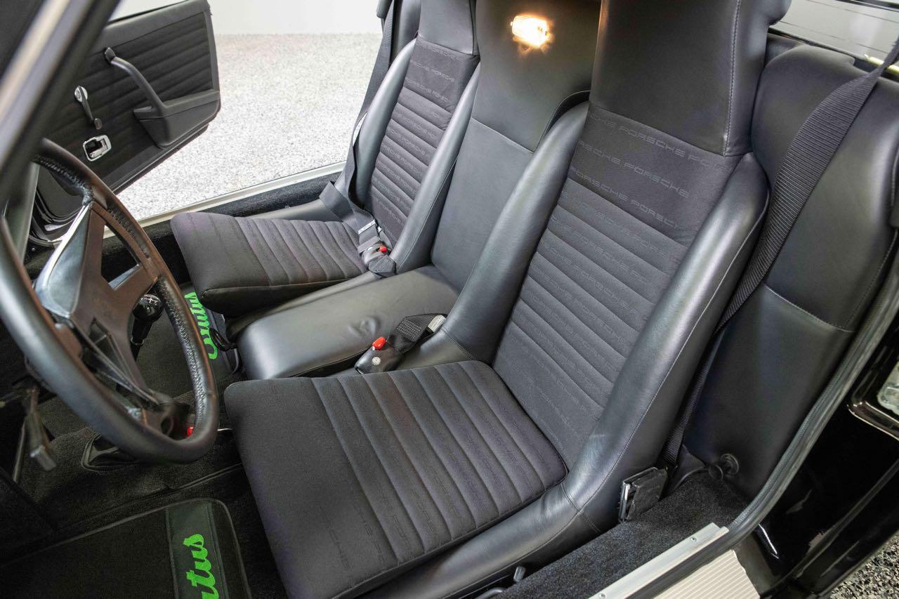 Porsche 916 Brutus... Le proto en mode RSR ! 50