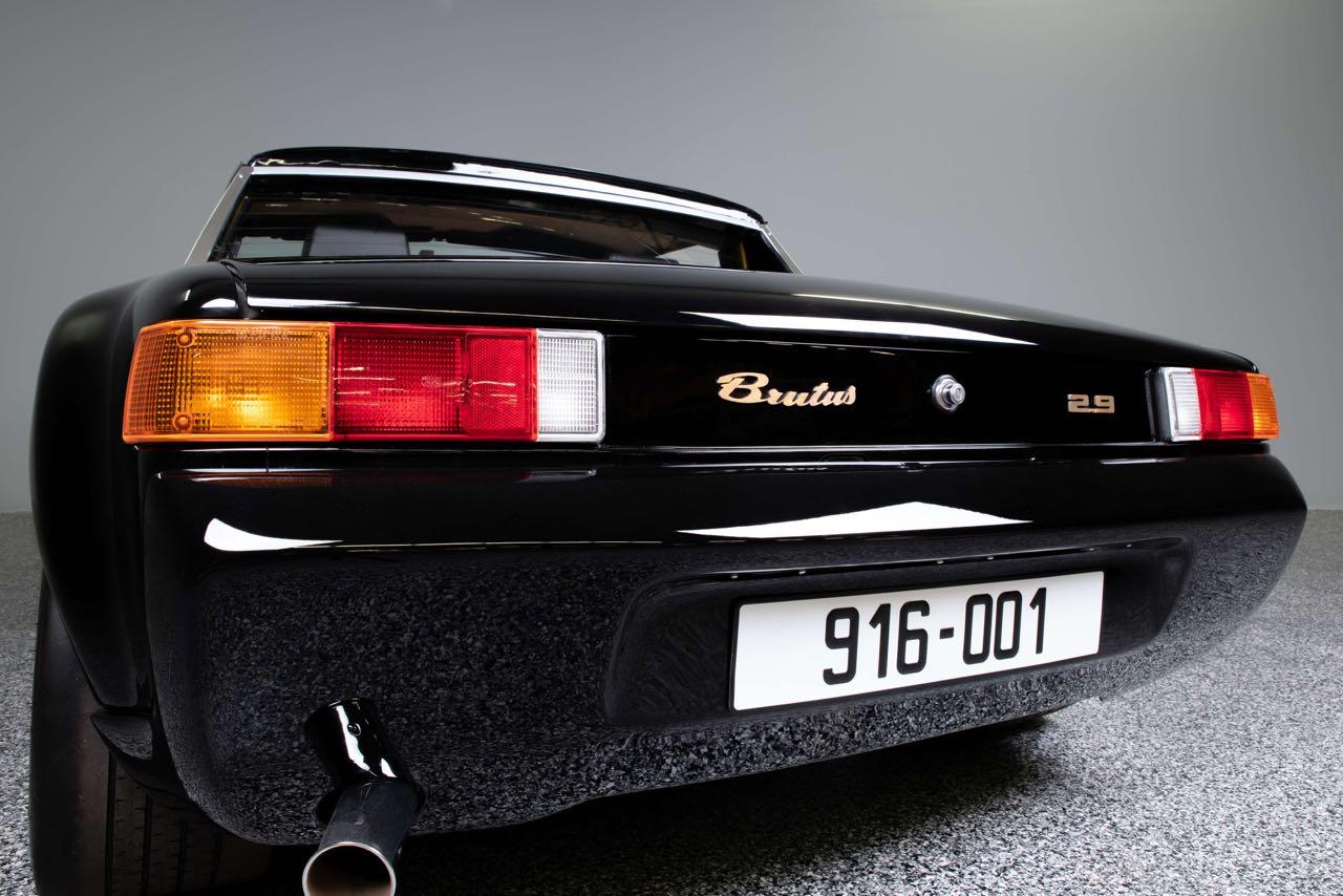 Porsche 916 Brutus... Le proto en mode RSR ! 37