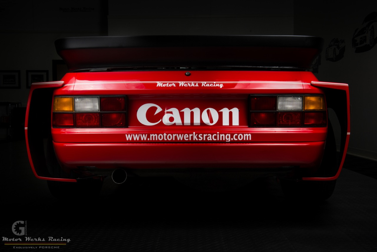 Motor Werks Racing : Porsche 924 Heritage Tribute Edition... 33