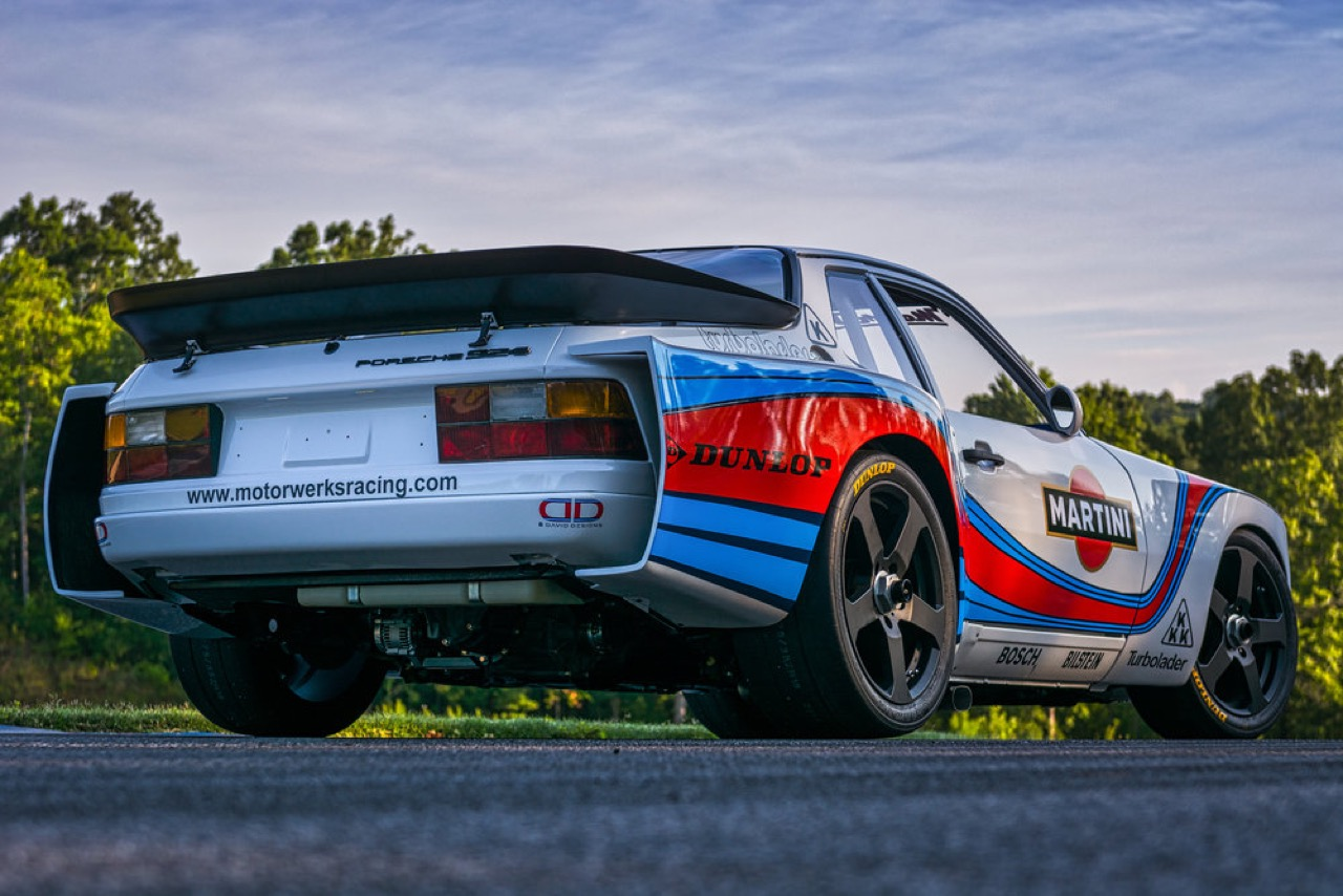 Motor Werks Racing : Porsche 924 Heritage Tribute Edition... 103