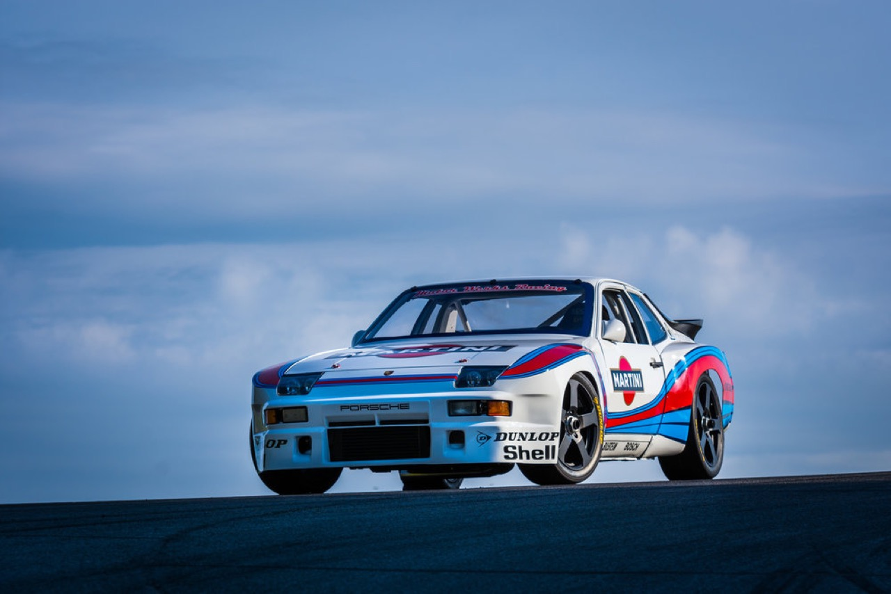 Motor Werks Racing : Porsche 924 Heritage Tribute Edition... 96
