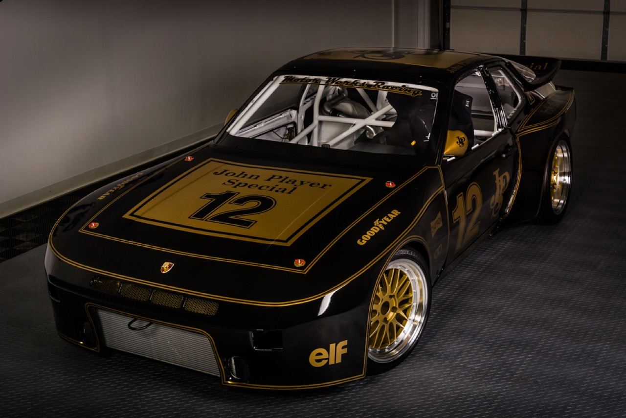 Motor Werks Racing : Porsche 924 Heritage Tribute Edition... 90